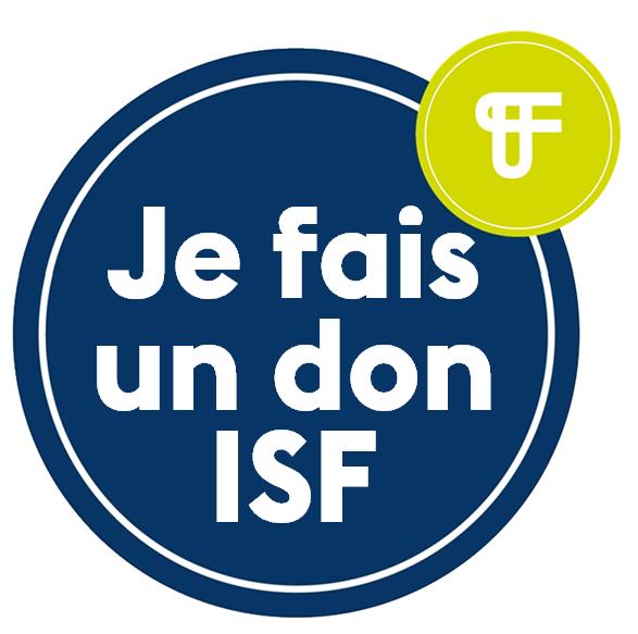 Je fais un don ISF