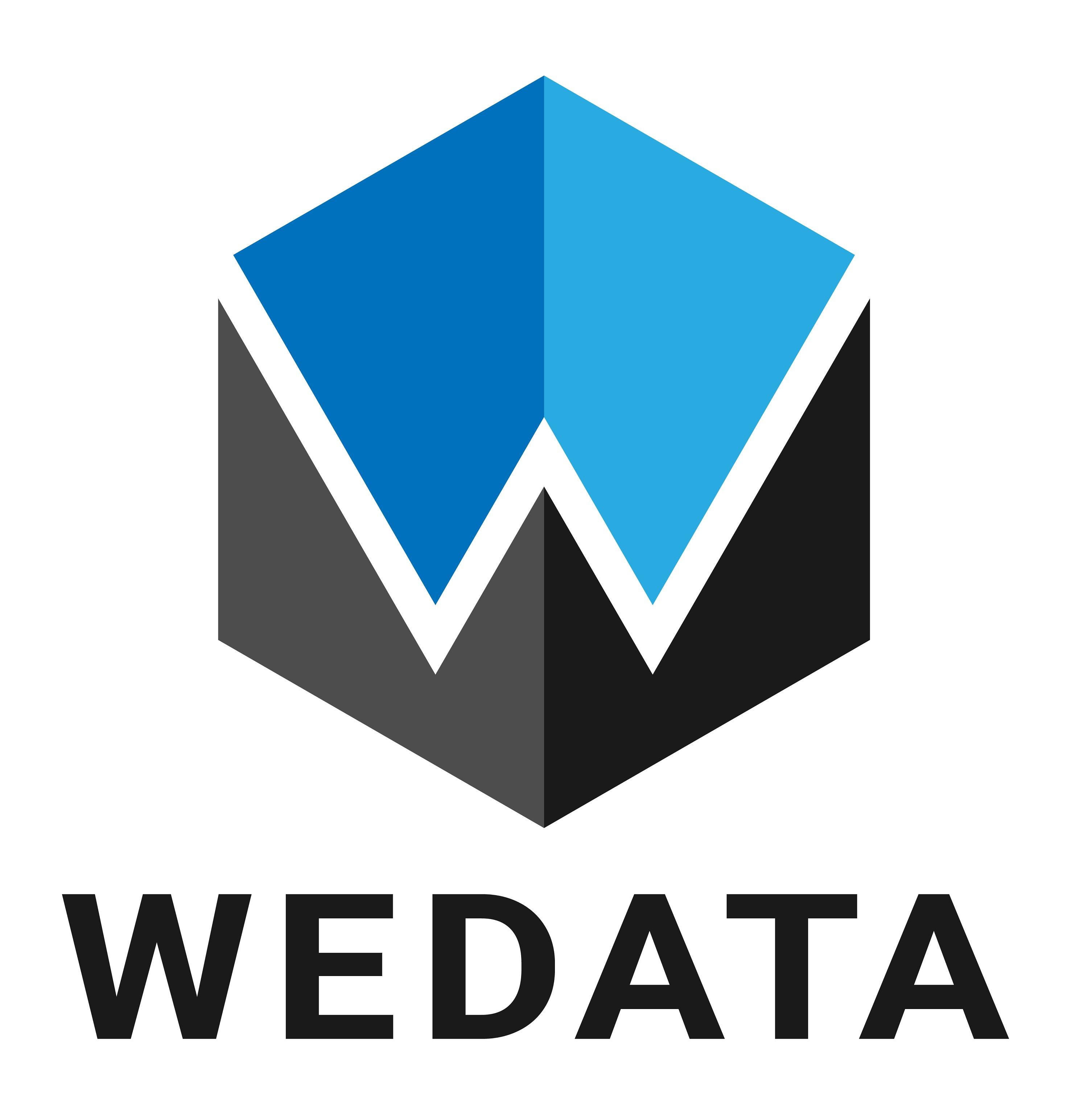 we data logo