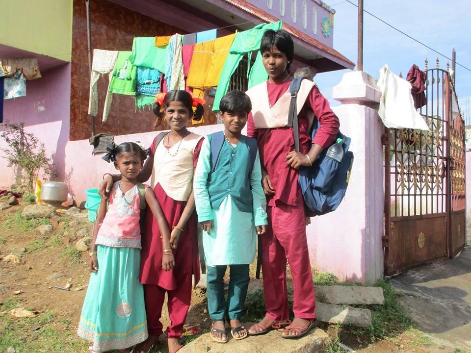 projet solidaire en inde